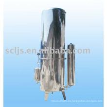 GJZZ-400 SUS304 / 316L destilador auto descalcificador de agua