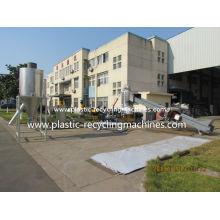 200-600kg/h Capacity Pe Film Granulator Machine / Plastic Granulating Machine