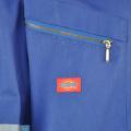 Algodón Azul Algodón Retardante Reflcectivo Traje de Trabajo de Seguridad