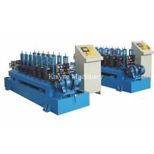 Máquina de caja de obturador de metal de acero
