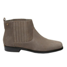 Women′s Casual Suede Ankle Boots