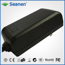 50Watt / 50W Netzteil mit uns Pin für Mobile Device, Set-Top-Box, Drucker, ADSL, Audio & Video oder Haushaltsgerät
