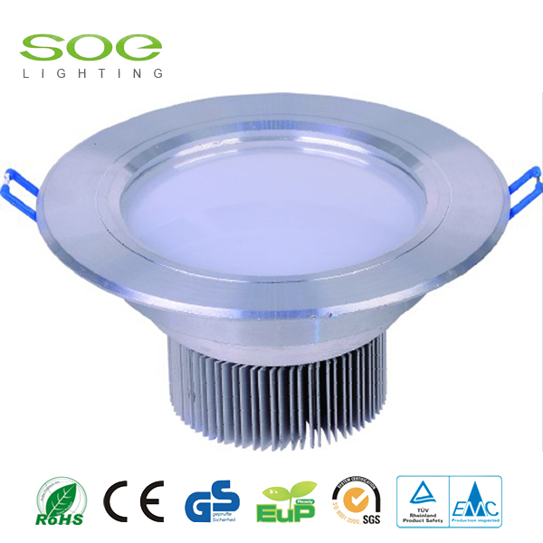 CE Rosh smd 6w Led Down Light