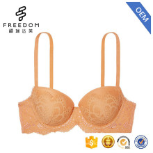 Stylish beautiful new design very sexy push up size 34 3/4 cup lace indian girls in