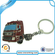 Benutzerdefinierte Handarbeit Auto Logo zarte Keychain Abzeichen