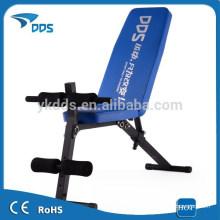 sentarse Banco entrenador ejercicio de Banco