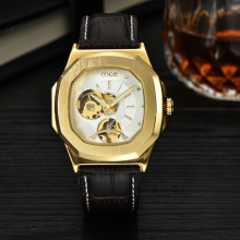 wholesale fashion faces waterproof case mechanical watch
