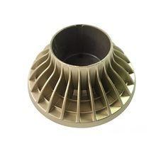 Pièces de haute qualité personnalisé lampe en métal abat-jour