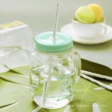 Papel descartável das palhas bebendo de Eco das palhas da arte do papel do partido, palhas de papel recicladas listradas biodegradáveis do produto comestível de Eco