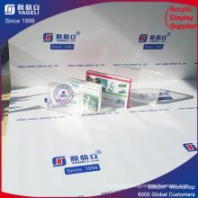 PMMA Material Acrylic Cube Photo Frame