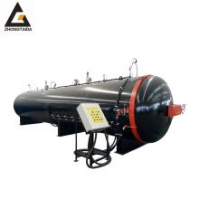 Rubber Curing Press Machine Autoclave
