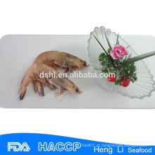 HL002 frutos do mar congelados camarão orgânico bom qualtiy em novo
