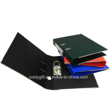 Barato A4 PP Lever arch arquivo com Metal Edge Protector