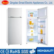 Hecho en China Refrigerador Refrigerador de doble puerta Frigorífico de almacenamiento en frío Congelador