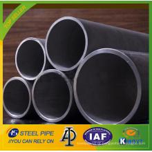 Tubo de aço de liga sem costura DIN 17175 15Mo3