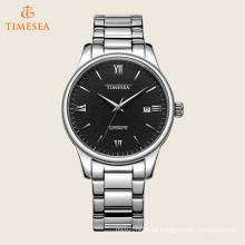 Fashion Men′s Stainless Steel Waterproof Automatic Wrist Watch 72595