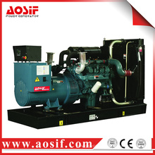 Korea Generator doosan Stromerzeuger 320KW 400KVA P158FE Dieselgenerator