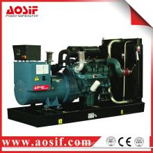Korea generator doosan power generator 320KW 400KVA P158FE diesel generator