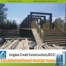 Las mejores estructuras de acero de diseño para puente
