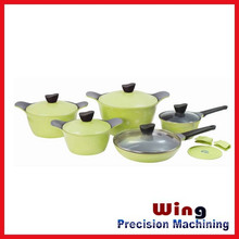 custom die casting power coating or plating kitchen equipments