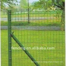 Euro Gardening Fence (fábrica) para el jardín de su casa