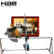 Wall Printer For Sale  3D Wall Painting Machine