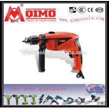 Профессиональные электроинструменты QIMO 7132 13mm 710W Drill Drill