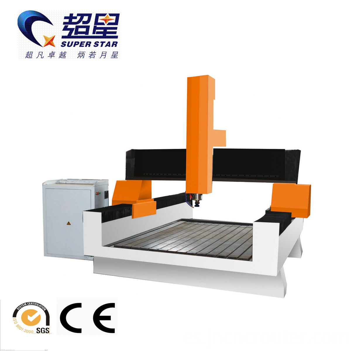 foam engraving machine