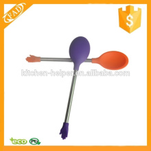 Small Kitchen Appliance Practical Silicone Spoon
