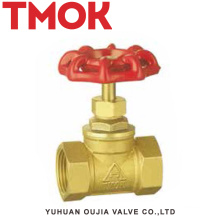 chrome plated with handle wheel hard seal brass gate valve