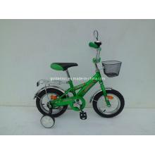 """Bicicleta para niños con marco de acero de 12 """"(BX1206)"""