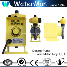 chlorine dioxide generation system for waterTreatment