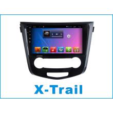 Автомобильный DVD-плеер с системой Android для Nissan X-Trail 10,2-дюймовый сенсорный экран с Bluetooth / TV / WiFi