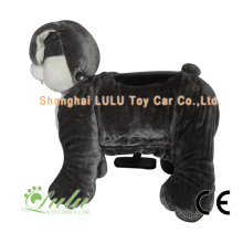 Lapin animaux Rider Coin Operated Machine