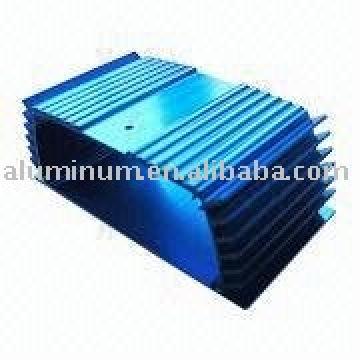 Perfil de aluminio para la industria