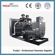 500kw Дизельный двигатель Sdec Электрический генератор Производство электроэнергии