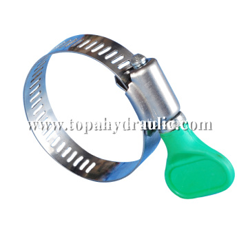 2 hose crimp hose stainless steel hose clips