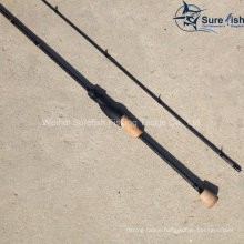 Wholesale Fishing Tackle OEM Nano Carbon Spinning Fishing Rod