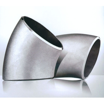 Cheapest Factory for China Short Radius Elbow, Short Radius, Stainless Steel Short Radius Elbow Supplier Carbon Steel 45 Degree Short Radius ButtWeld Elbow export to United Kingdom Suppliers