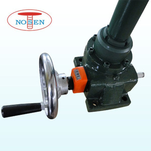 OEM/ODM Manufacturer for Worm Gear Screw Jacks small manual screw jack with 1000KG load supply to Italy Factories