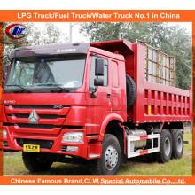 6*4 Heavy Duty Sinotruk HOWO Dumper Trucks HOWO Tipper HOWO Tipper Truck