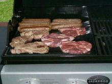 Hochbelastbare BBQ Liner