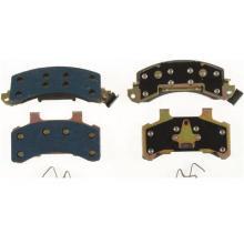 Brake Pads for Chevrolet, 12321417, 12321455, 12321424, 12321421, 7192-D289
