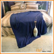 Mediterranean Blue Ocean Style Blanket