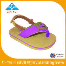 Suede custom Thong EVA Sandal