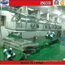 Secador de lecho fluido vibrante de acetato de potasio