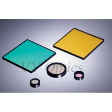 Optical Glass IR Cut Filter for PC Camera From China