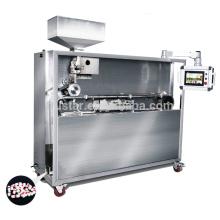 Máquina automática selladora de cápsulas líquidas duras con PLC