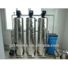 Preço de aço inoxidável do filtro do emoliente de água da resina de Hotsale auto FRP