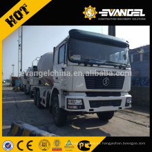 Venta caliente Shacman 10 Cubic Meters Concrete Mixer Truck